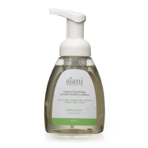 Organic Liquid Soap with Natural Probiotics | Siani Probiotic Body Care
