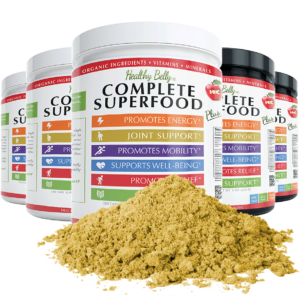 Image- Healthy Belly Superfood