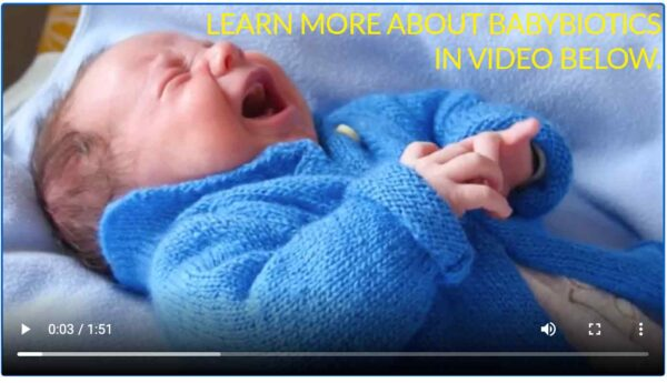 image call out to see babybiotics video below