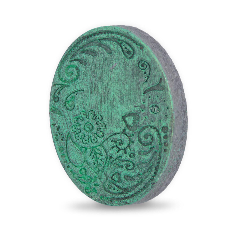 Natural Probiotic Medicinal Tea Tree & Charcoal Bar Soap | Siani Probiotic Body Care