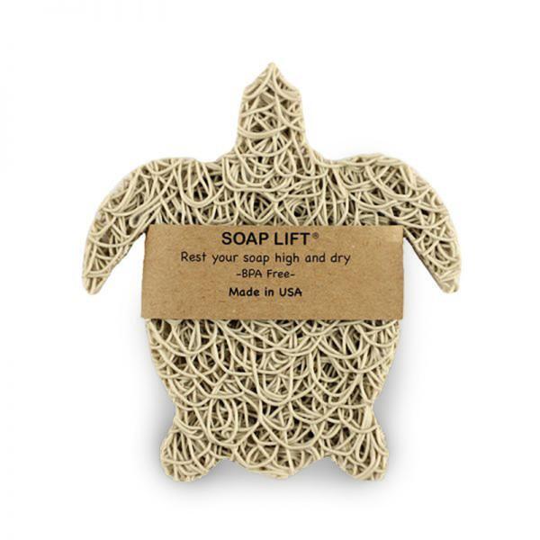 Turtle Soap Lift - Beige   Siani Probiotic Body Care